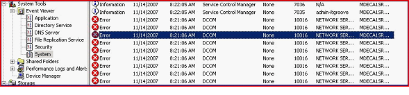 030409 0058 SharePoint11 SharePoint 10016 CLSID DCOM Errors and How you fix em
