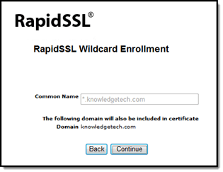 040711 0615 OnGeneratin2 On Generating an SSL Wildcard Certificate CSR