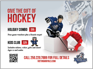 image thumb1 Give the gift of hockey–Royals Holiday Combo